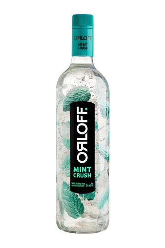 orloff mint crush vodka nacional - 1l
