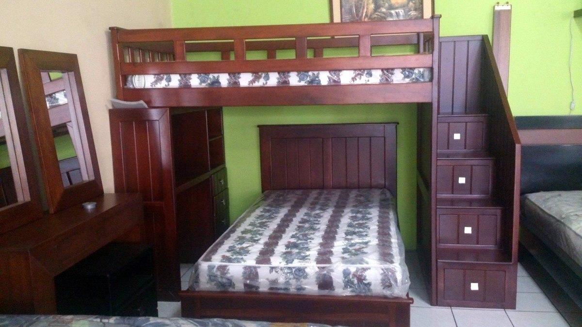Modelos de literas dos camas en ngulo literas con dos camas y cajones abajolitera con dos - Literas baratas conforama ...