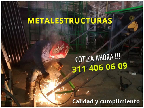 ornamentación soldadura metalmecánica servicio domicilio