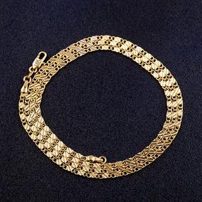043ae964ef17 Cadena Oro Gruesa Hombre - Joyería Collares y Cadenas Oro en Mercado ...