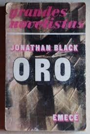 oro, jonathan black