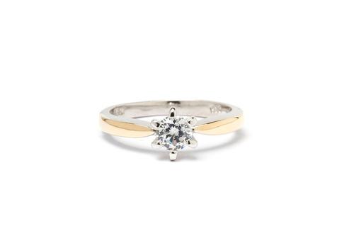 oro oro anillo