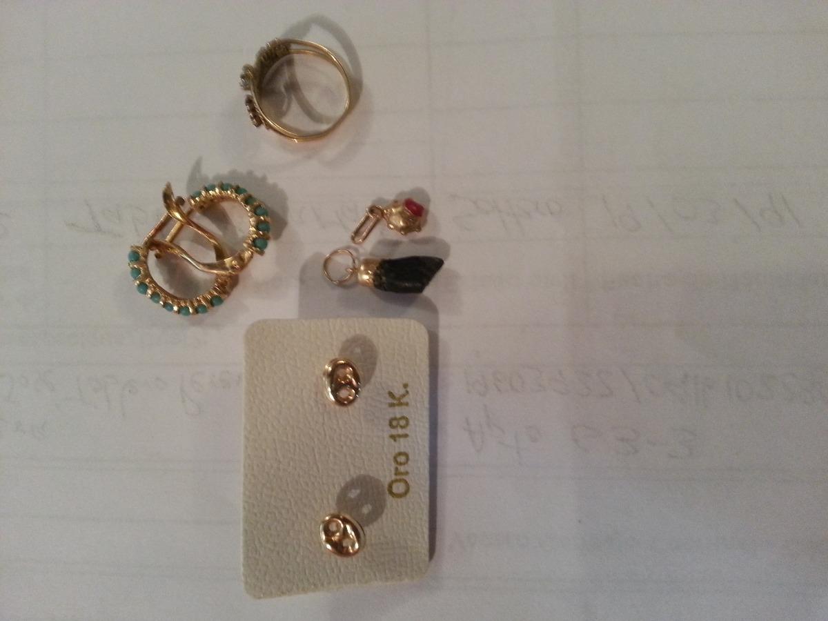 6b67b4d1ce42 Cargando zoom... zarcillos abridores de de oro para niñas y otras prenda oro