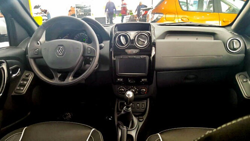 oroch camio renault duster
