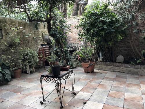 oroño y el río - casa con patio