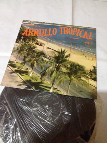 orquesta arrullo tropical nacional original