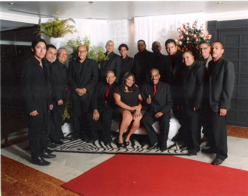 orquesta bailable  la cosa latina