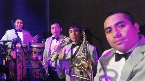 orquesta digital banana show eventos lima peru