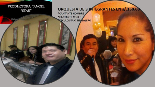 orquesta digital completa incluye show mariachi digital