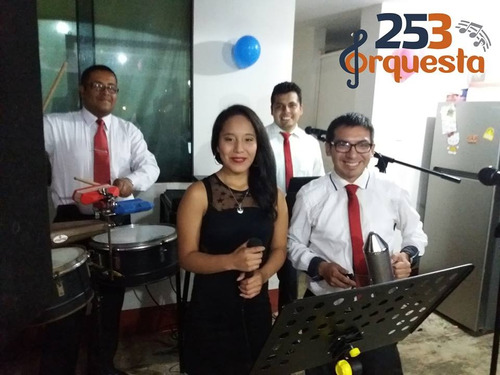 orquesta digital, criollos  y mas