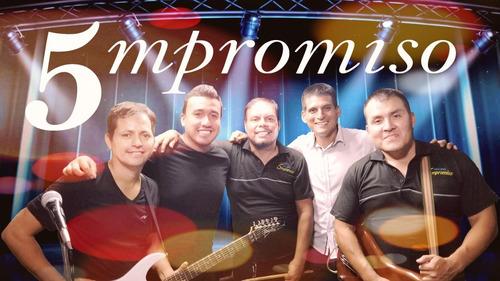 orquesta grupo musical 5mpromiso