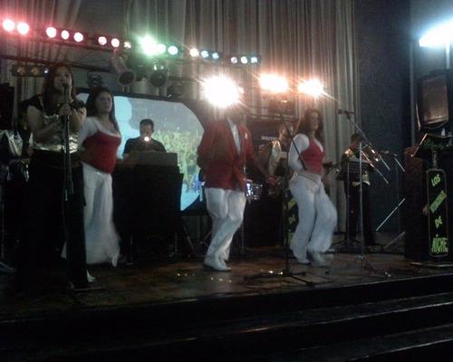 orquesta-grupo-organista los internacionales de  niche