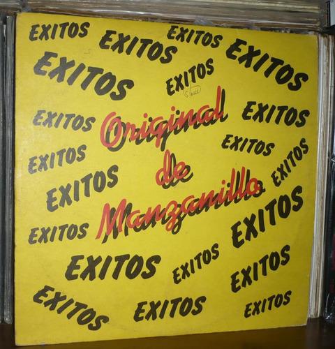 orquesta original de manzanillo lp exitos hecho en cuba