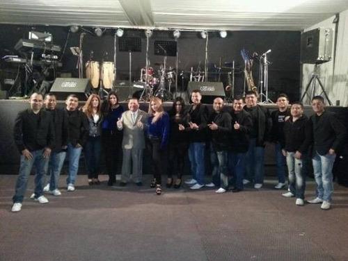 orquesta show clase selecta ( matrimonios, cumpleaños,etc )