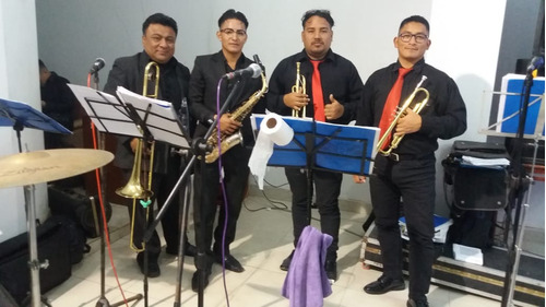 orquesta show (piano show,grupo dijital,orquesta en vivo)