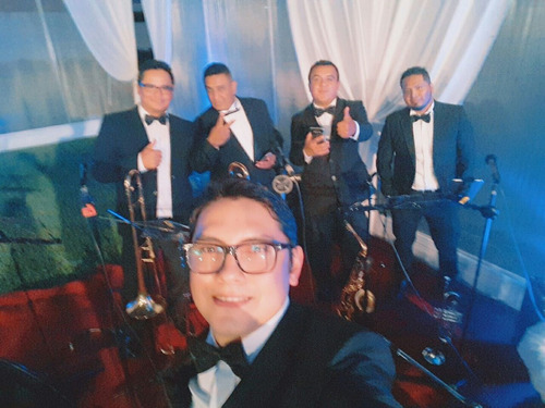 orquesta show temáticas, bodas, internacional new band