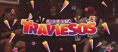 orquesta traviesos - karaoke música en vivo - dj - eventos
