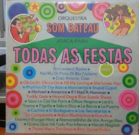 97566fb8fd Lp Orquestra Som Bateau Ataca Para Todas As Festas - Música no ...