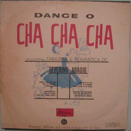 orquestra tabajara severino araujo - dance chachacha-stereo