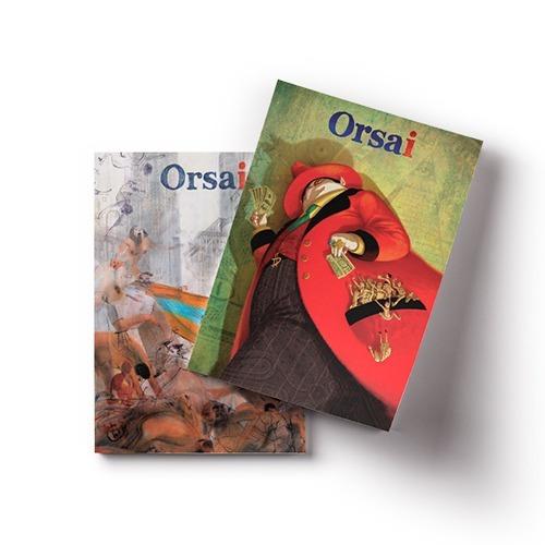 orsai doble - especial periodismo (n11 & n12)