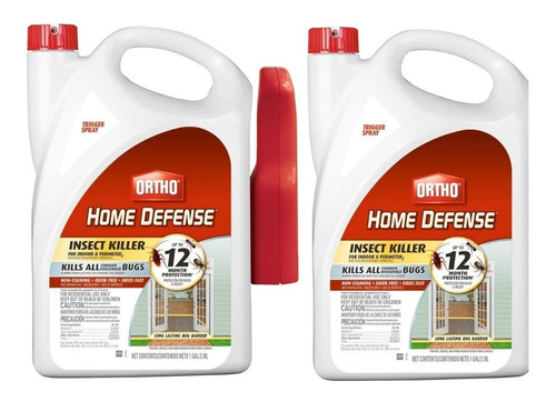 ortho home defense insecticida pack 2