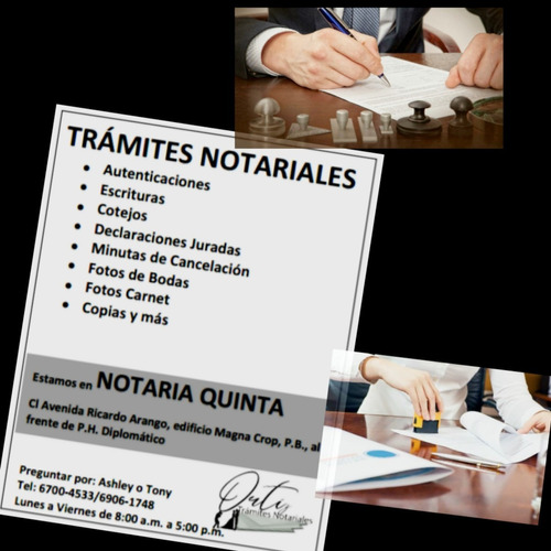 ortiz trámites notariales