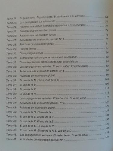 ortografía práctica. juan luis fuentes. bibliografíca inter.