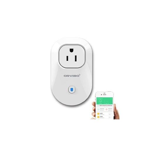 orvibo wi-fi smart socket outlet enchufe de estados unidos,