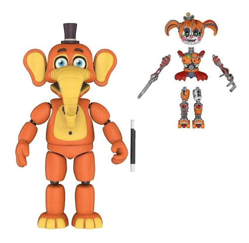 orville elephant - five nights at freddys - funko
