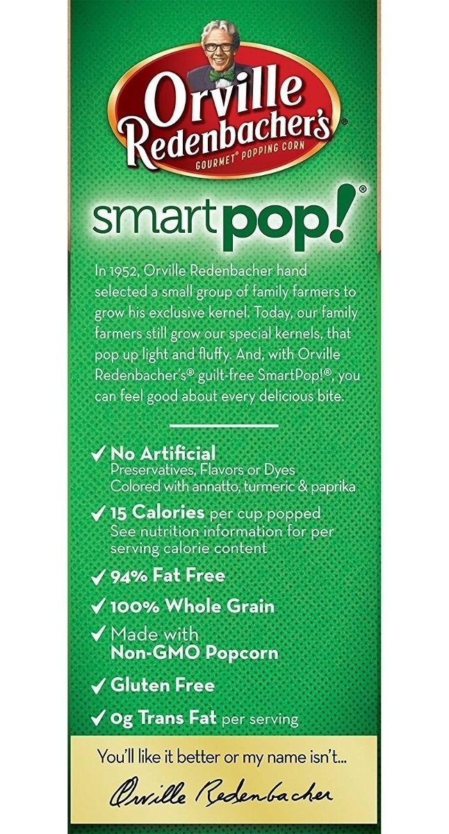 Orville Redenbacher Smartpop