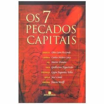 os 7 pecados capitais otto lara resende / outros