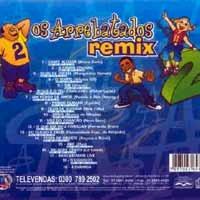 REMIX ARREBATADOS BAIXAR 2 DOS CD