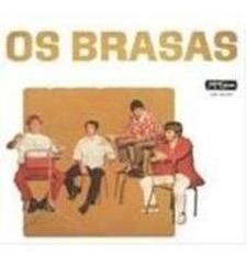 os brasas idolos da jovem guarda  (1968) cd