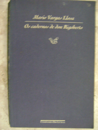 os cadernos de don rigoberto mario vargas llosa