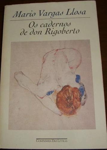 os cadernos de don rigoberto - mario vargas llosa
