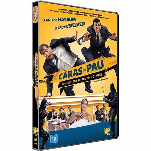 os caras de pau em o misterioso roubo do anel dvd original