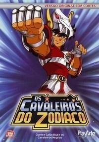 os cavaleiros do zodíaco vol 1 dvd original perfeito encarte
