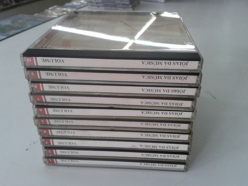 os classicos dos classicos joias da musica 10 volumes