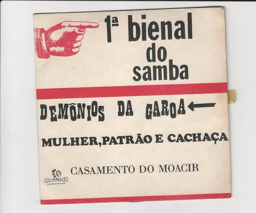 os demônios da garoa 1968 mulher, patrão e cachaça ep 27