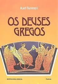 os deuses gregos - raro