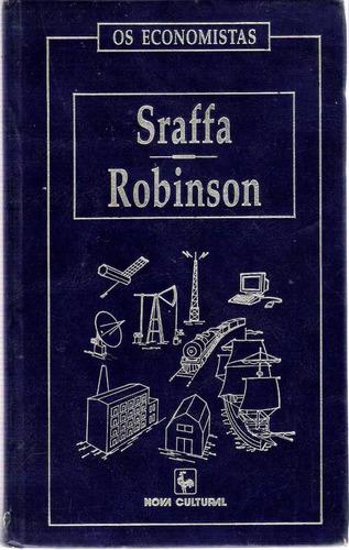 os economistas sraffa robinson