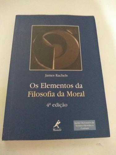os elementos da filosofia da moral