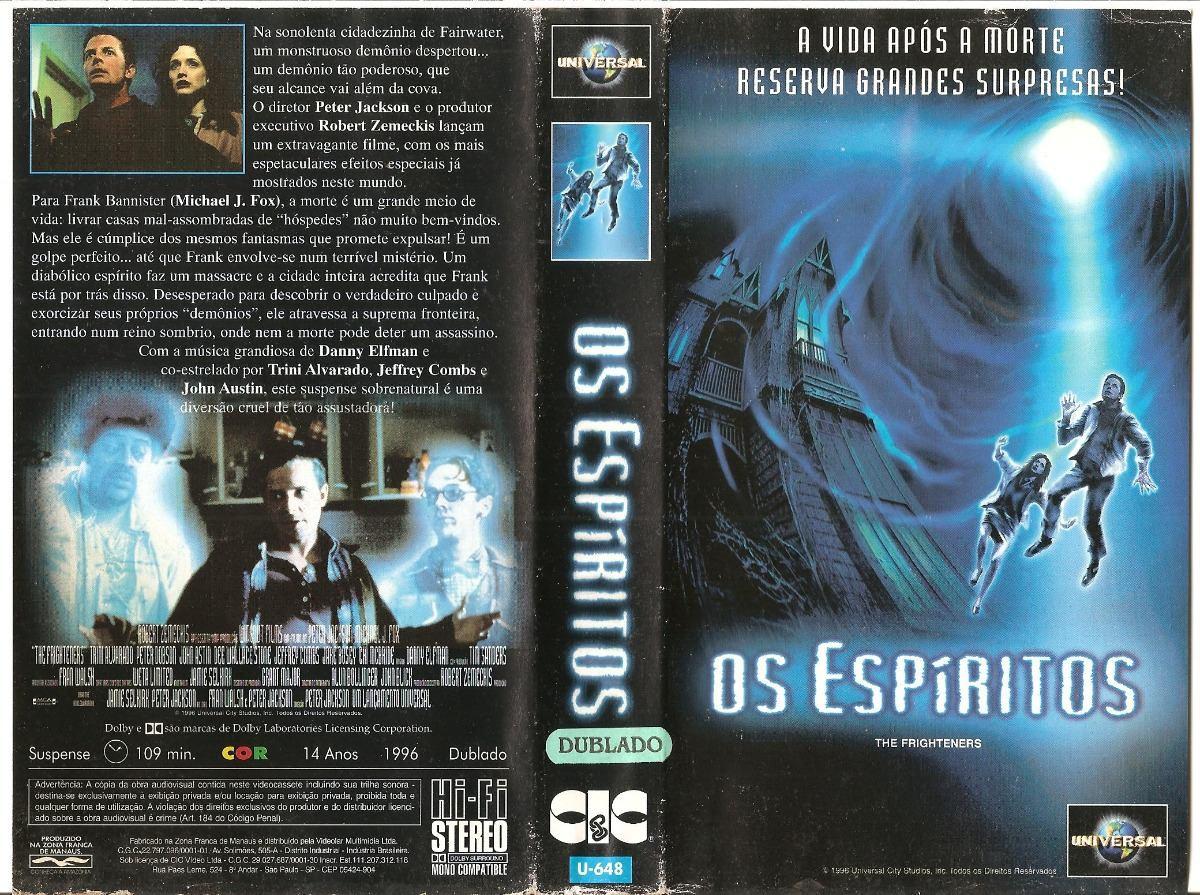 filme os espiritos dublado 1996
