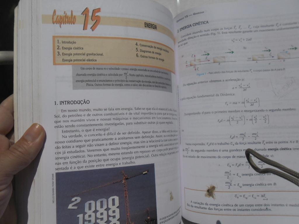 Os estudiosos da fisica mecanica