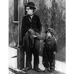 os grandes filmes de chaplin - o garoto os ociosos / novo