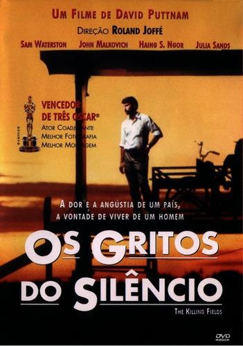 os gritos do silêncio dvd original