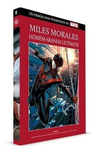 os heróis mais poderosos marvel miles morales