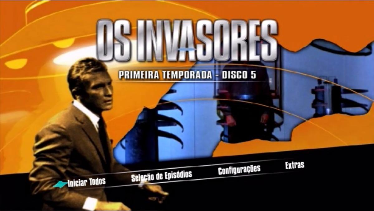 acacc17efbc Os Invasores  1967 Completo Dublado Todas Temporadas    - R  75