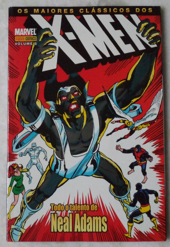 os maiores clássicos dos x-men vol 5
