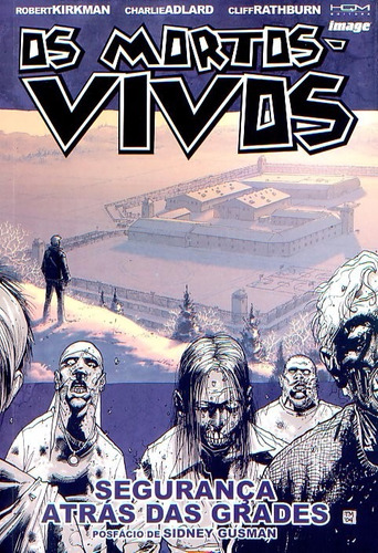 os mortos-vivos hqm  the walking dead  diversos